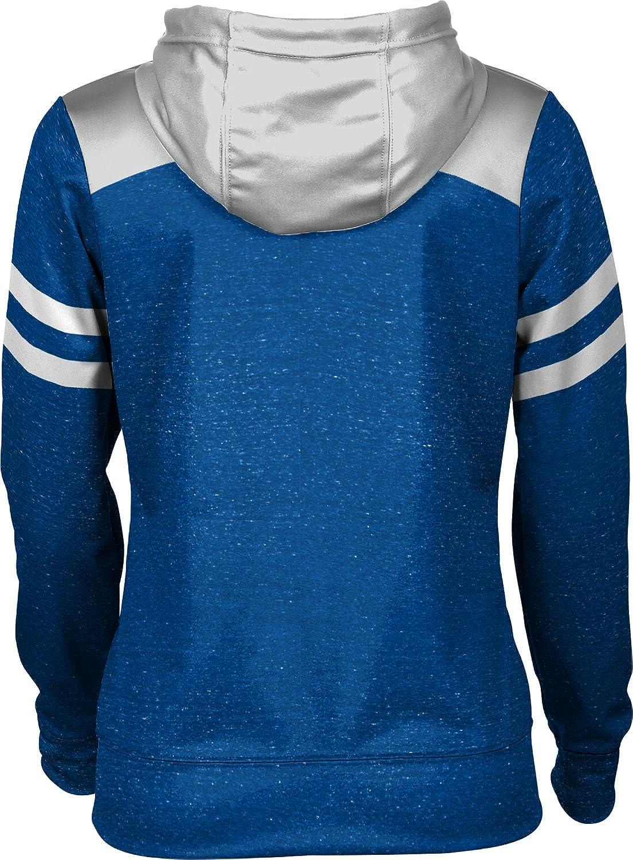 San Jose State University Girls Zipper Hoodie Gameday School Spirit Sweatshirt