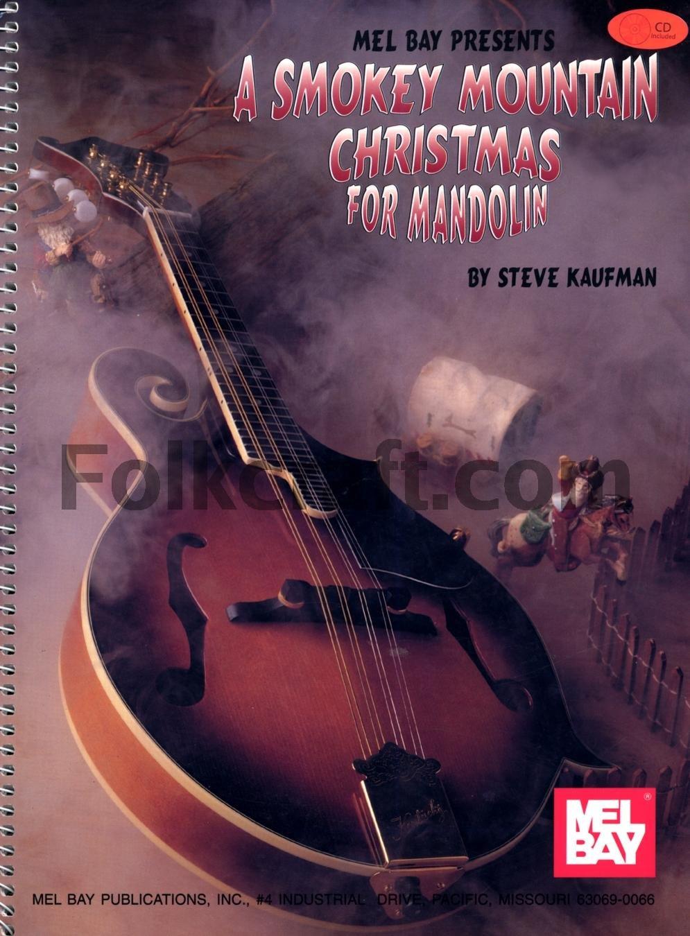 a-smokey-mountain-christmas-for-mandolin-book-cd-set