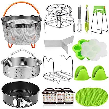 Amazon Com Aiduy 18 Pieces Pressure Cooker Accessories Set