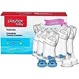 Playtex Baby BPA-Free Ventaire Baby Bottles Newborn Gift Set