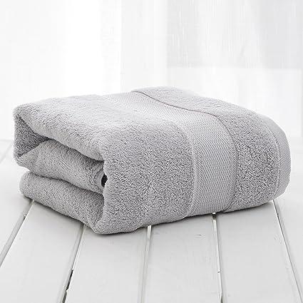 Puede usar toallas de baño Toallas de algodón Toallas de baño de espesamiento para adultos Toallas