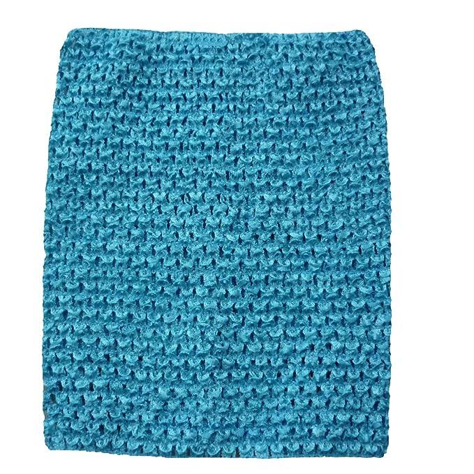 24f10fcf345 KADIWOW Crochet Tutu Tops For Kids (12 INCH