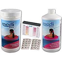 mediPOOL Set 1x Gránulos de oxígeno 1,0kg
