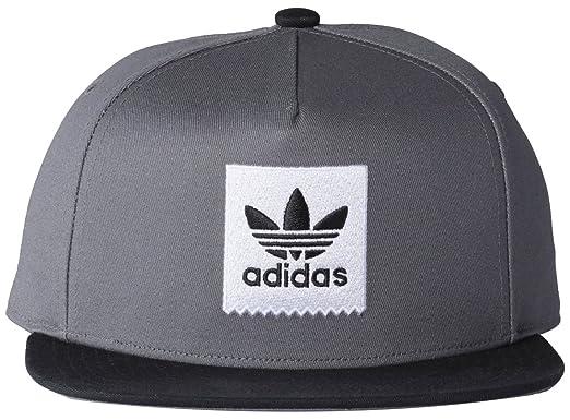 88ee10146c7 Amazon.com  adidas Two-Tone Trefoil Snapback  Sports   Outdoors