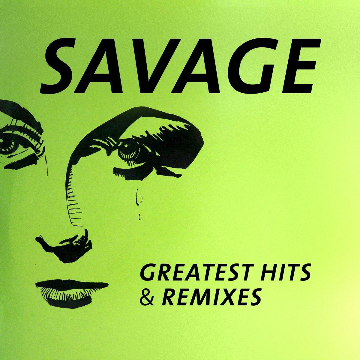 Vinilo : Savage - Greatest Hits & Remixes (LP Vinyl)