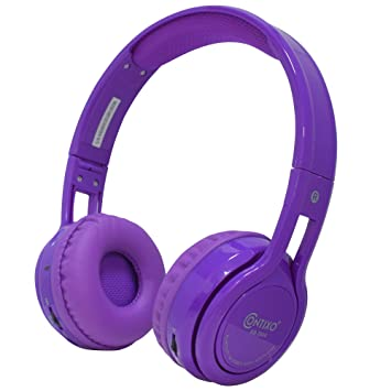 Amazon.com: Contixo Kids Over The Ear - Auriculares ...