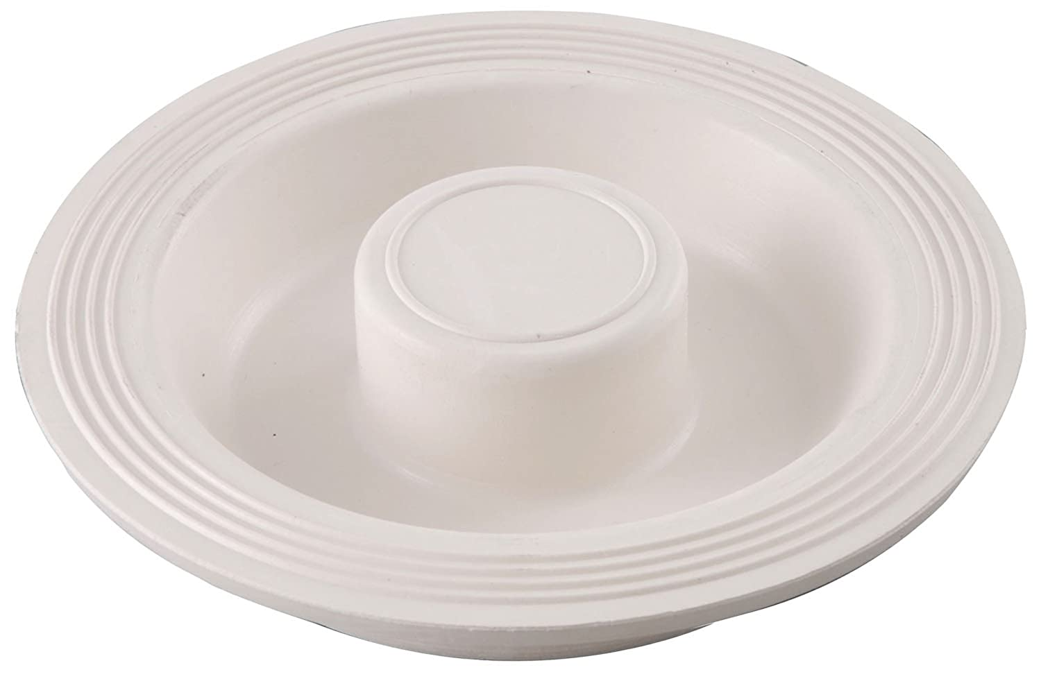 LDR Industries 501 5100 Garbage Disposal Stopper, White