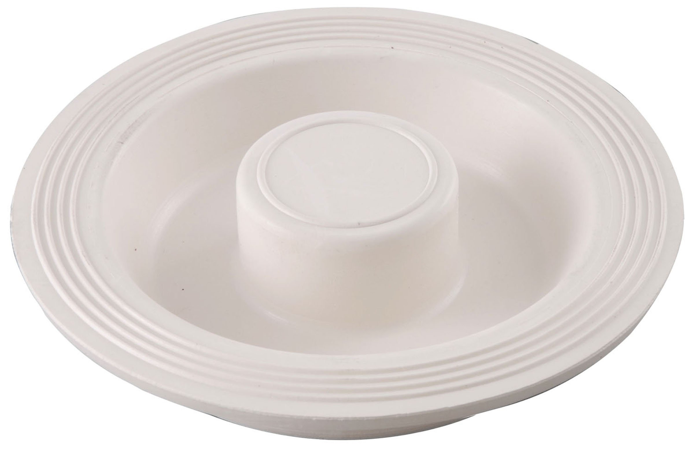 LDR Industries 501 5100 Garbage Disposal Stopper, White by LDR Industries
