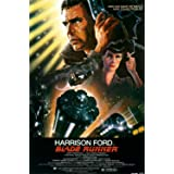 Blade Runner Movie Poster, Size 24x36