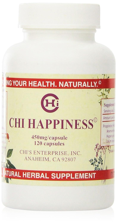 Chi Enterprise Chi Happiness - 120 caps,450mg capsules