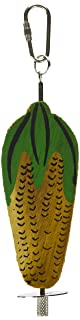 Living World LW - Vasos de Madera para Masticar, Corn coba en un Palo 61473