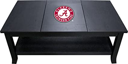 Perfect Imperial Officially Licensed NCAA Furniture: Hardwood Coffee Table, Alabama  Crimson Tide