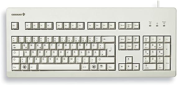 Cherry G80 3000 Tastatur De Usb Computer Zubehör
