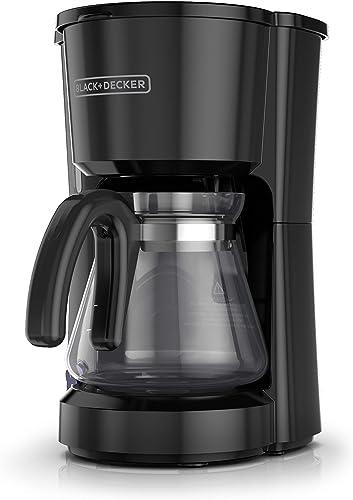 BLACK DECKER 5-Cup Coffee Maker