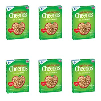 Image Unavailable. Image not available for. Color: Cheerios Apple Cinnamon ...