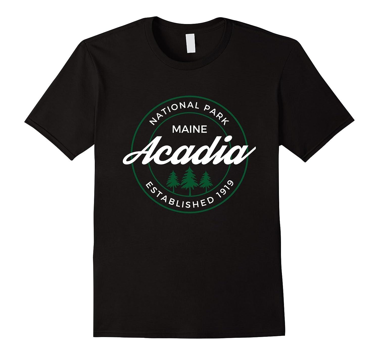 Acadia National Park T Shirt Maine-TH