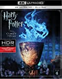 Harry Potter and the Goblet of Fire (Ultra HD/BD) [Blu-ray]