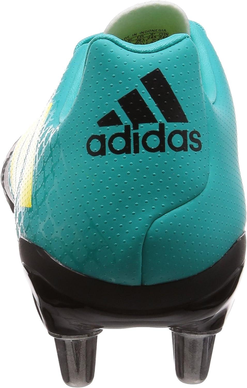 adidas Kakari (SG), Chaussures de Rugby Homme Multicolore Agalre Amasho Negbás 000