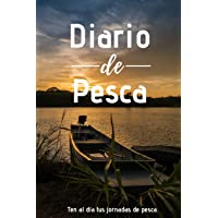 Diario de Pesca: Cuaderno de Pesca Formato A5