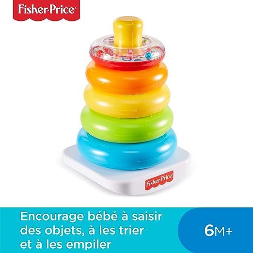En Fisher Price Pyramide Jouets Et Arc CielJeux 0Pnk8OwX