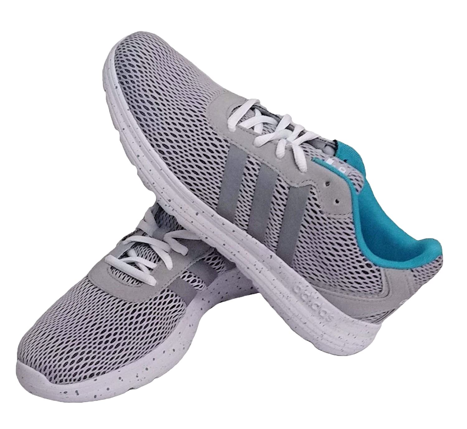 the latest a8d6b 2ed05 adidas NEO Womens Cloudfoam VS City W Casual Sneaker grey best