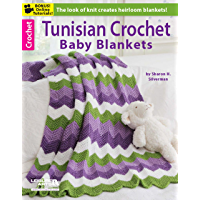 Tunisian Crochet Baby Blankets (English Edition)