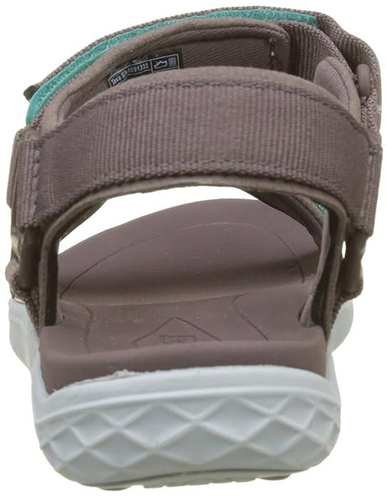 84982b45d Teva W Terra-Float 2 Universal, Sandalias de Punta Descubierta para Mujer:  Amazon.es: Zapatos y complementos