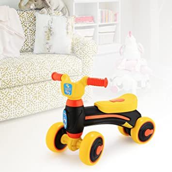 Amazon.com: Cosway bebé Walker bicicleta de equilibrio 6 ...