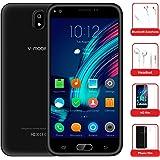"""Telefoni Cellulari in Offerta 10 Pcs, v·mobile J5 Smartphone Android 7.0,cellulari offerte Dual SIM, 1GB RAM + 8GB ROM, 5.5"""" HD Quad-Core, Fotocamera Anteriore da 2.0MP+5.0MP Fotocamera Posteriore, Batteria 2800mAh(Nero)"""