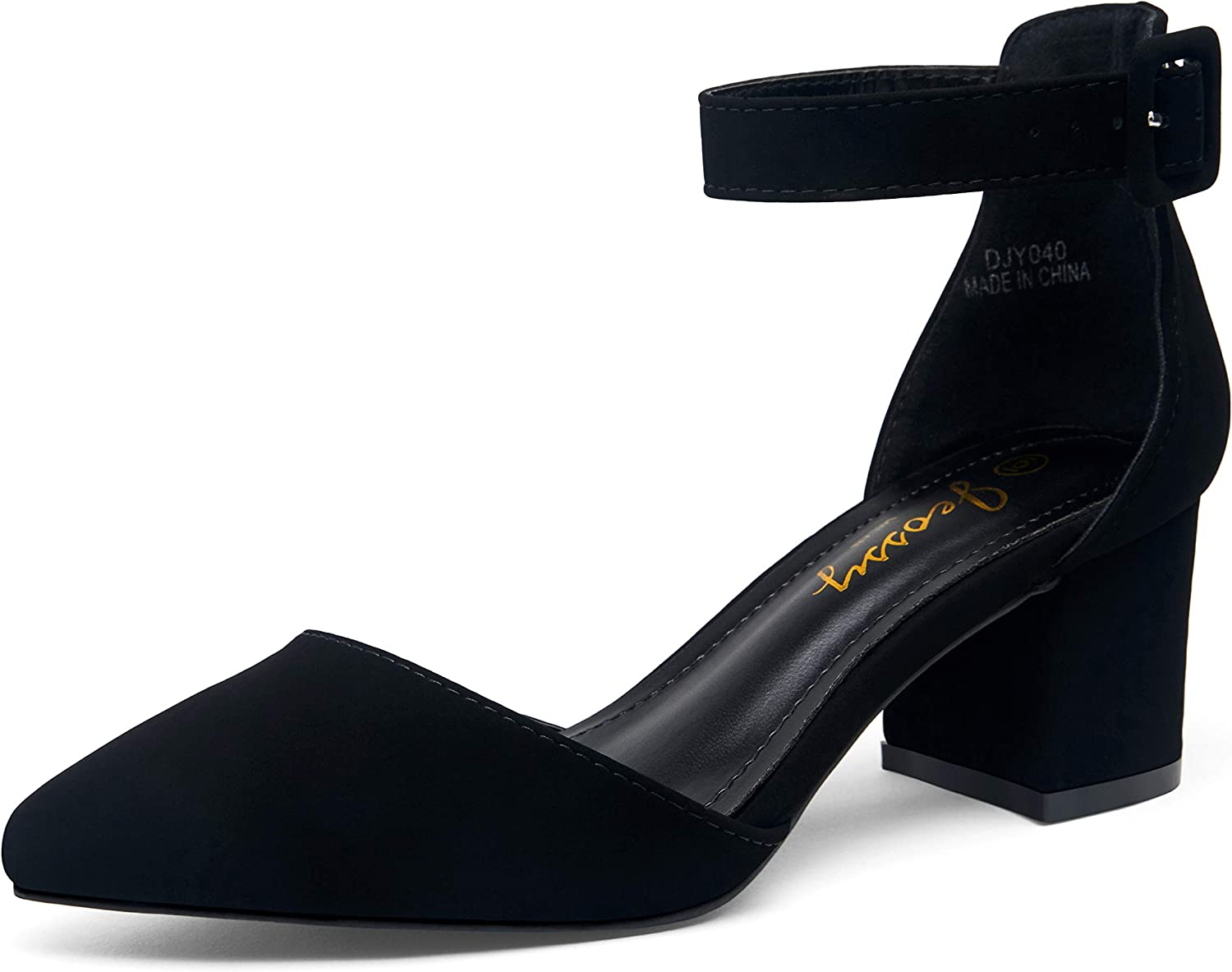 Sexy Low Heel Shoes