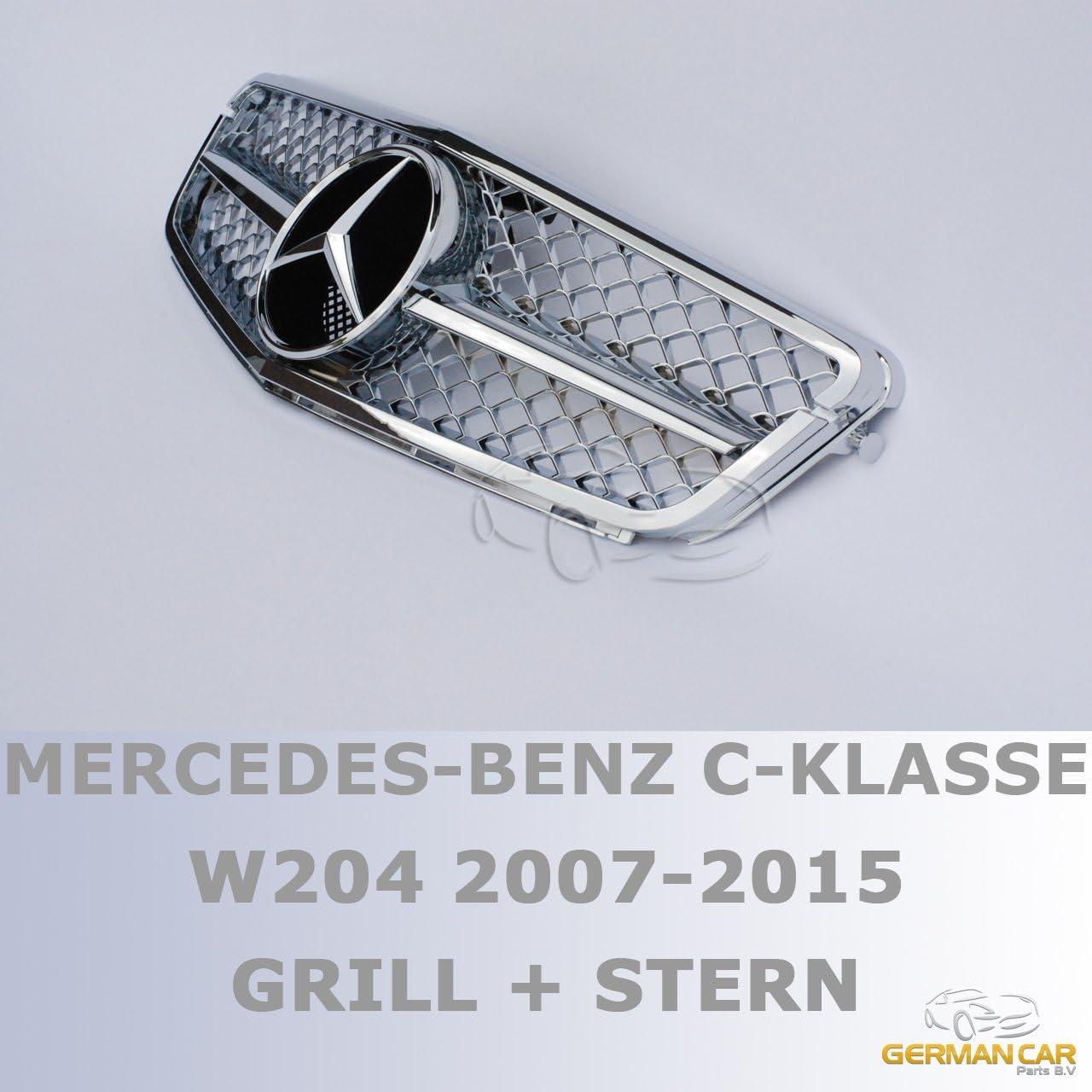 GermanCarParts GCP-204050 Grill Chrom