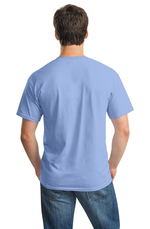 G500 T-Shirt Gildan Heavy Cotton 5.3 oz - CAROLINA BLUE,S