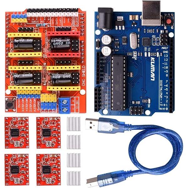 Poleas V-slot de Impresora 3D POM Rueda de V de Plástico Polea V ...
