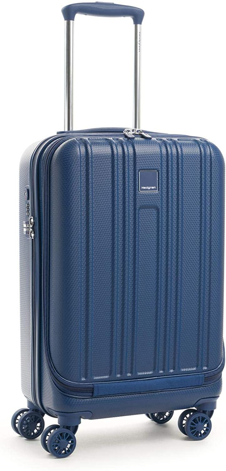 Hedgren Boarding 20-Inch Hard Sided Carrying On Spinner, Unisex, One Size
