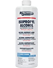 MG Chemicals 824-1L 99.9% Isopropyl Alcohol Liquid Cleaner, Clear , 945 mL (1 US Quart)