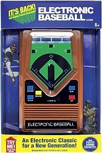 Electronic Retro Sports Game Assortment: Baseball Electronic Games