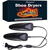 Secador de Zapatos, Secador de Botas, Shoe Dryer, Secador de Calzado, Calentador de zapatos, escalable, calefacción Dual…