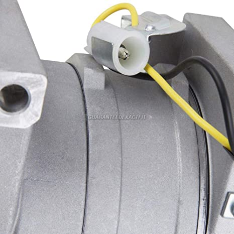 Amazon.com: AC Compressor & A/C Clutch For Volvo S40 V50 C70 C30 - BuyAutoParts 60-01988NA NEW: Automotive