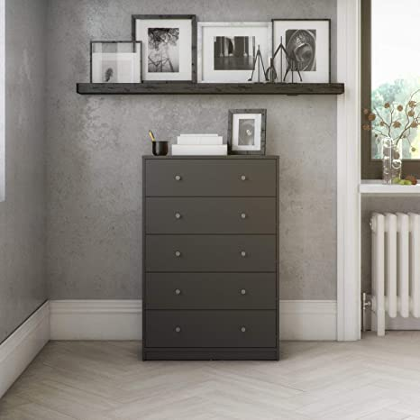 Guilford 5 Drawer Chest Home Kitchen
