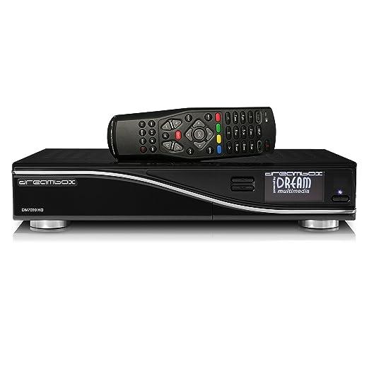 9 opinioni per Dreambox DM 7020 HD Dream Multimedia GmbH Ricevitore satellitare LINUX Combo