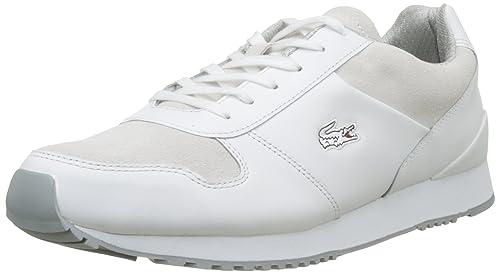 SPM - Zapatillas de Piel para mujer Plateado plateado, color Plateado, talla 40 UE