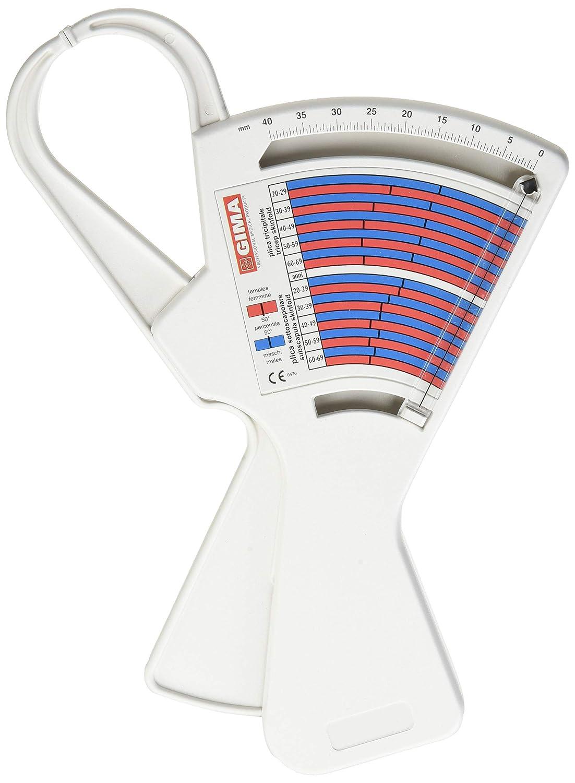 medical device certified Fat 1 GIMA skinfold calliper body fat meter