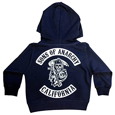 BABY / KIDS SONS OF ANARCHY HOODIE (6 Months - 6 Years) (24M  sc 1 st  Amazon UK & BABY / KIDS SONS OF ANARCHY HOODIE (6 Months - 6 Years): Amazon.co ...