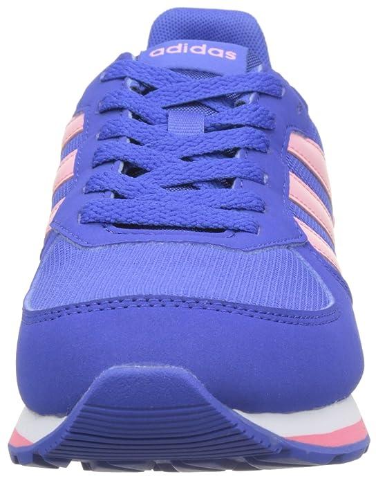 adidas Unisex-Erwachsene 8K Fitnessschuhe, Blau (Azalre/Rossua/Rostiz 000), 39 1/3 EU