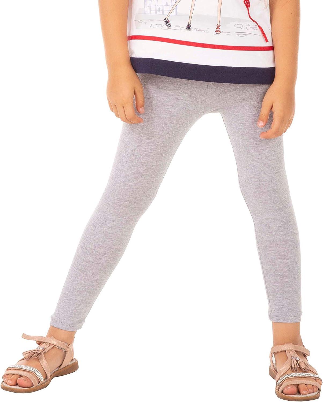 BeLady Girls Long Leggings Cotton Opaque Cube Length Pants Age 1-11 Many Colours