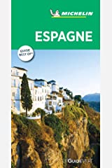 Guide Vert Espagne Michelin (French Edition) Kindle Edition