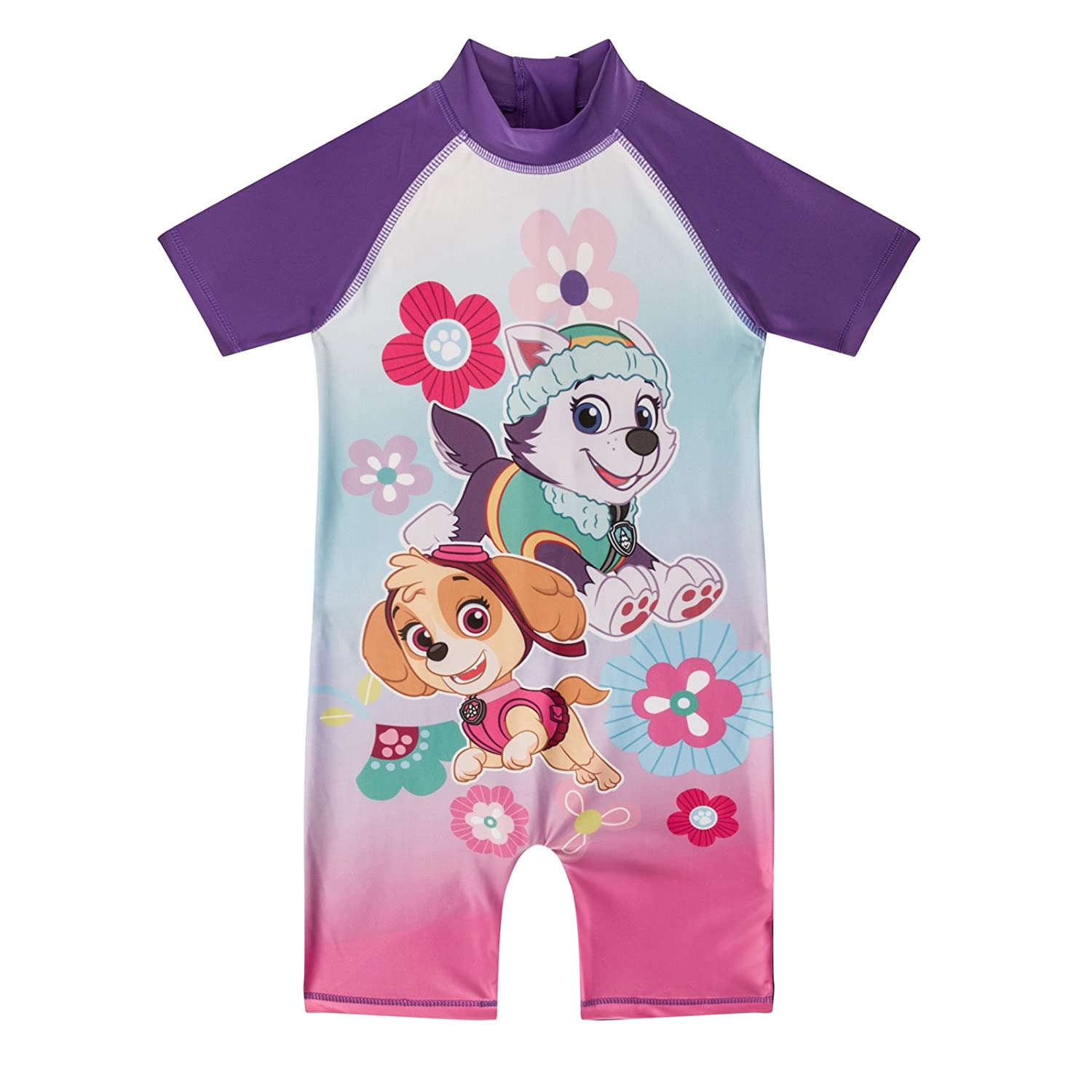 Toddler Swimsuit Style Paw Patrol Girls Size 3-4 As Available