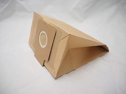 Amazon.com: Sanfor 71142 Vacuum Cleaner Bags, Paper: Kitchen ...