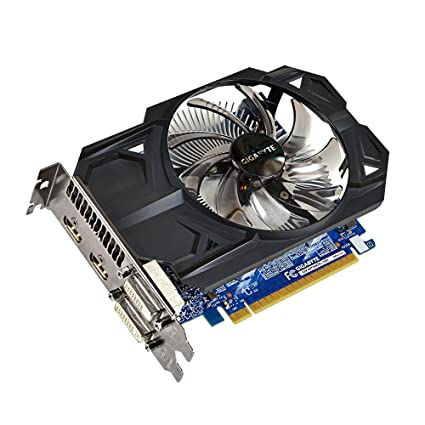Gigabyte GV-N750OC-1GI - Gigabyte NVIDIA GTX 750 1 GB 1059 ...