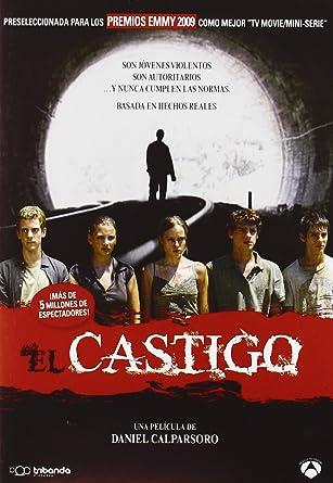 El Castigo [DVD]: Amazon.es: Guillermo Barrientos, Miriam ...